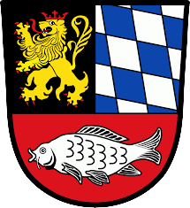 Stadtwappen der Stadt Eschenbach